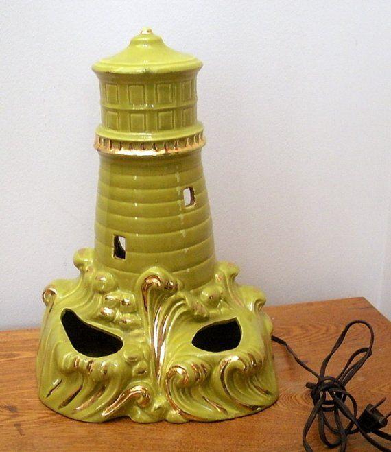 Web sites on vintage tv lamps