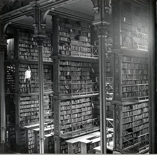 Public Library of Cincinnati & Hamilton County - Main Hall