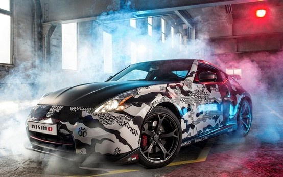 2013 Nissan 370Z Nismo Gumball 3000