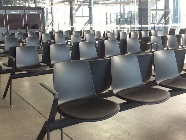 Zenith Interiors: Lottus Beam Seating