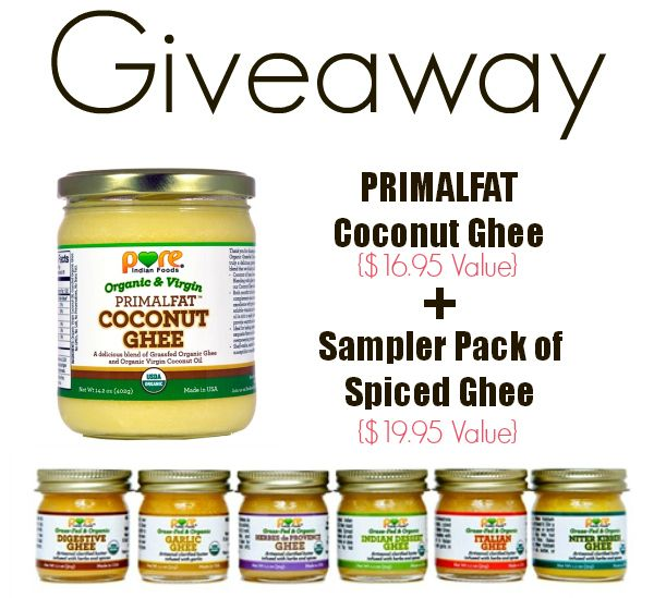 Hello Coconut Lovers! I have an exciting announcement! Starting today I'll be giving away coconut oil and coconut product goodies to my readers on a weekly basis. This is my way of saying THANK YOU for following my blog and supporting my website. Seriously, thank you! This week I'm giving away 1-14 ounce jar of …