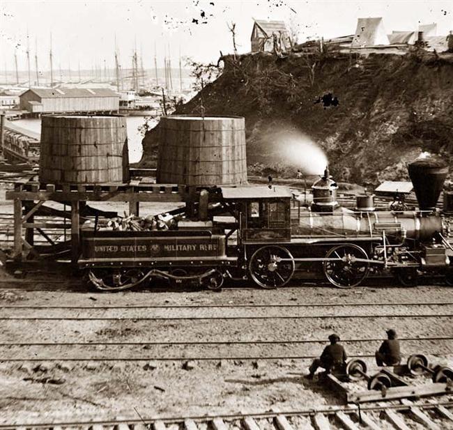 Trotsky described war as the 'locomotive of history'