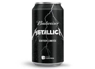 Metallica firman ahora a una nueva cerveza Budweiser en celebración del Centre Vidéotron, un nuevo estadio construido en la ciudad de Quebec, en Canadá, donde tocaron anoche. Los asistentes al concierto disfrutaron de esta nueva cerveza que, en realidad, es la …