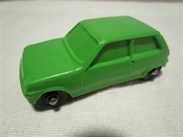 Tomte Lærdal grønn nr. 30 - en meget sjelden bil! - Selges av tomte-toys fra Fyllingsdalen på QXL.no