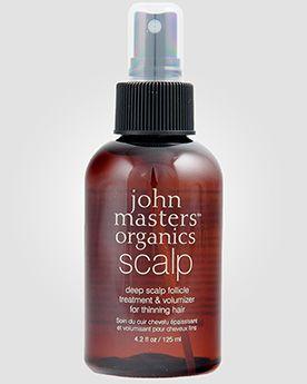 John Masters Organics Несмываемый спрей для лечение волосяных фолликулов. 125 мл.