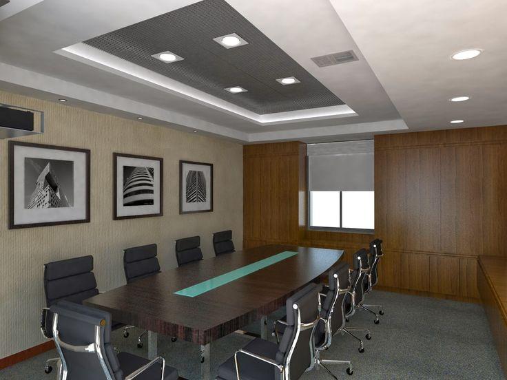 Oniria sala de reuniones salas de reuniones oniria - Mesas de arquitectura ...