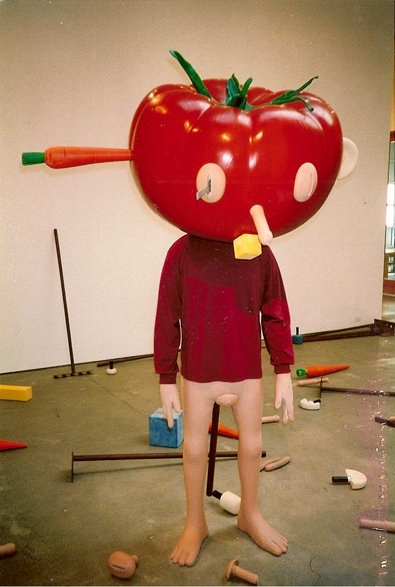 Paul Mc Carthy - LA 1993. Paul McCarthy, is a contemporary artist who lives and works in Los Angeles, California. Wikipedia