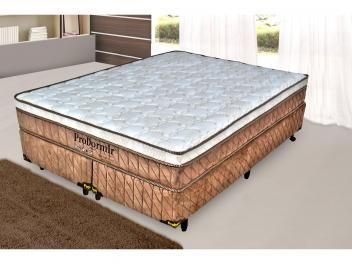 Colchão King Size Probel Mola Pocket - 28cm de Altura Pro Dormir Springs Luxo