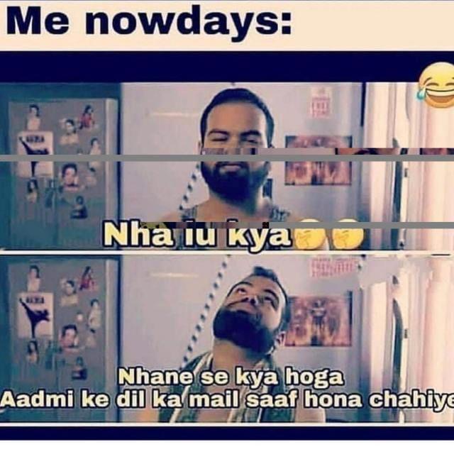 Pin On Funny Hindi Memes In Hinglish