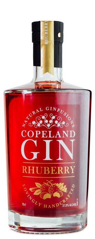 Copeland Gin Rhuberry