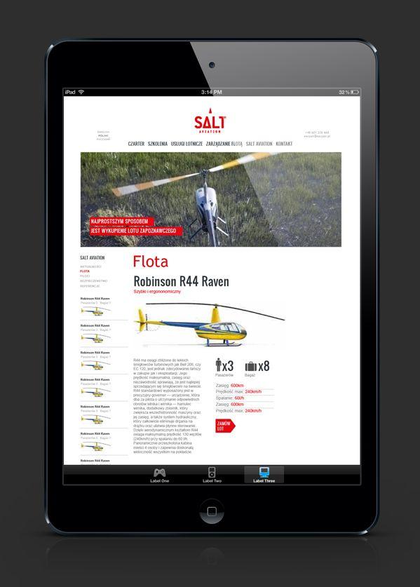 SALT Aviation / flota