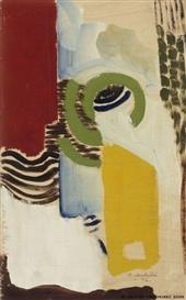 OTTO MAKILA Eye (1946)