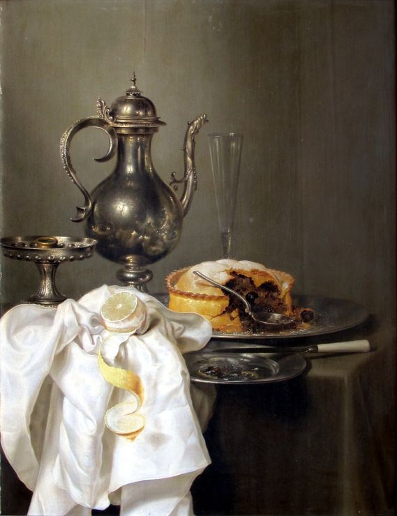 Голландский художник Виллем Клас Хеда -мастер завтраков. | Волшебная сила искусства