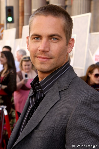 Paul Walker, actor, born 1973