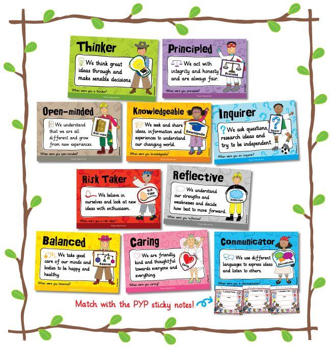 Best 25+ Ib Learner Profile ideas on Pinterest | Learner profile ...