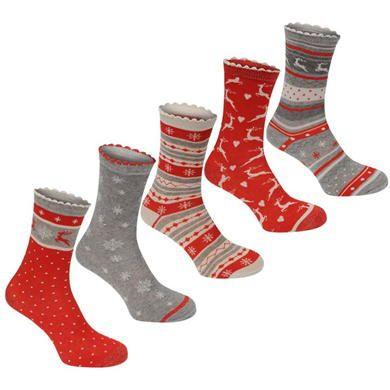 Miso   Miso Novelty 5 Pack Socks Mens   Socks - Novelty