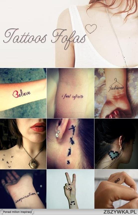 tatoos ♥