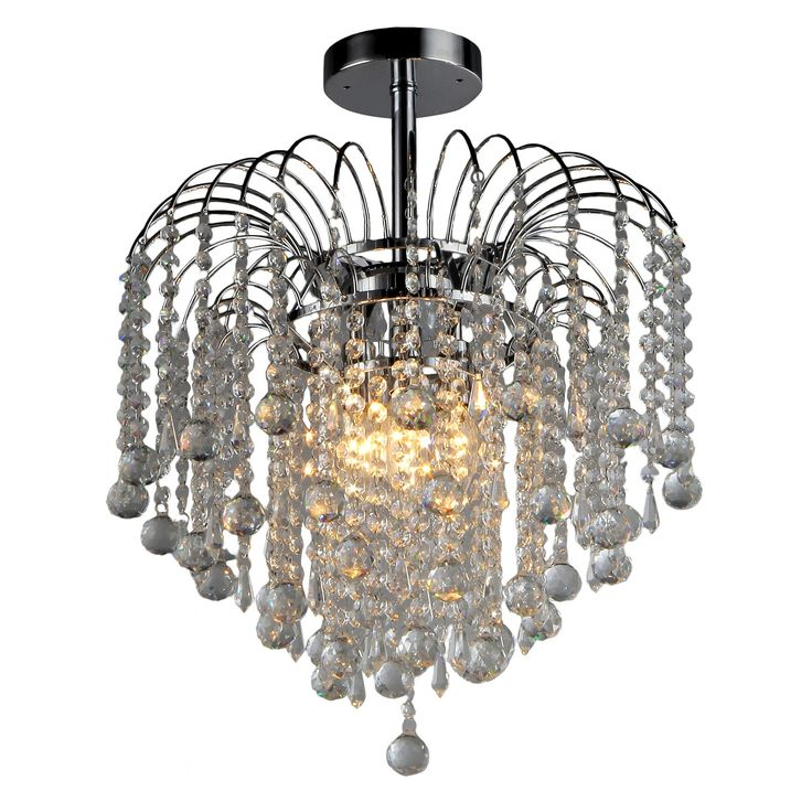 "Warehouse Of Tiffany Ceiling Lights - Silver (17 X 17 X 9"") : Target"