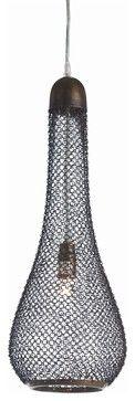 Pierce Large Pendant - eclectic - pendant lighting - Masins Furniture
