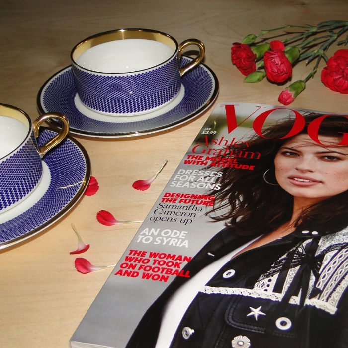 Stunning Benday Cobalt Teacup & Saucer Set for 2. A classy set to add a touch of elegance to any tea party. Also a beautiful gift this Mother's Day to show just how much you care. Hand gilded in 22kt Gold, made in Stoke-on-Trent, England. #TheNewEnglish #MadeInEngland #MadeInStokeOnTrent #Benday #Teaset #Teacup #Cobalt #Ceramics #Cup&Saucer