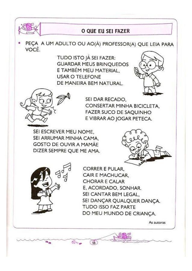 Letramento Divertido 5 6 Anos Volume 1 Em 2020 Com Imagens