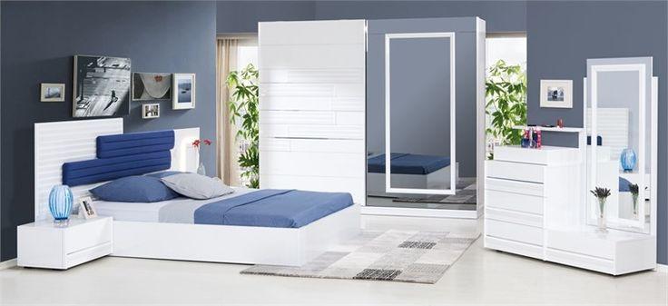 Soft Yatak Odası Takımı