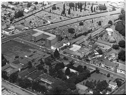 Old Grays Hospital Pietermaritzburg