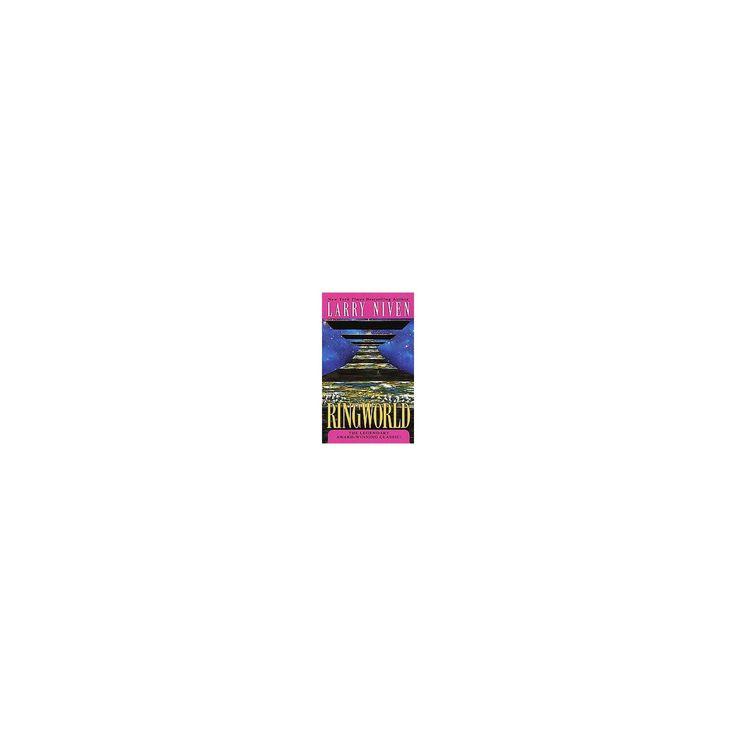 Ringworld (Reprint) (Paperback) (Larry Niven)