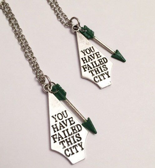 You Have Failed This City Green Arrow/Oliver by LoveForAchilles