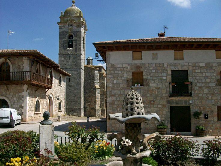 Rabé de las Calzadas, Burgos, Camino de Santiago