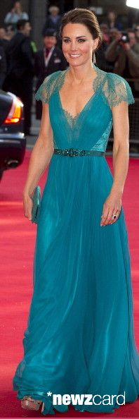 Catherine, Duchess of Cambridge, arrives for a British Olympic Team GB gala event at the Royal Albert Hall in London, on May 11, 2012. She is an ambassador for Britain's Olympic and Paralympic teams, one of her first official roles since she married William, the second in line to the British throne, in April 2011. AFP PHOTO / POOL / ALASTAIR GRANT (Photo credit should read ALASTAIR GRANT/AFP/Getty Images)