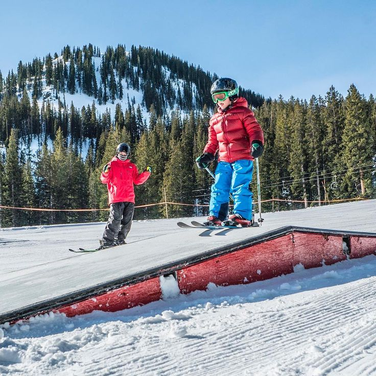 Hey Kids and Teens check out Brighton's Freestyle Ski Camp this season.\n\n\nThis camp is for local experienced skiers...