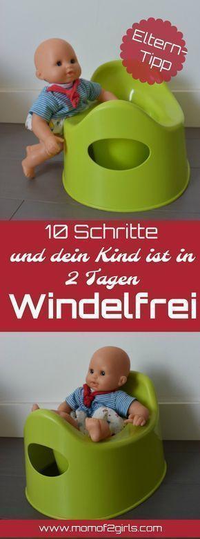Windelfrei – 10 Schritte zum Erfolg! – Clu Lissa
