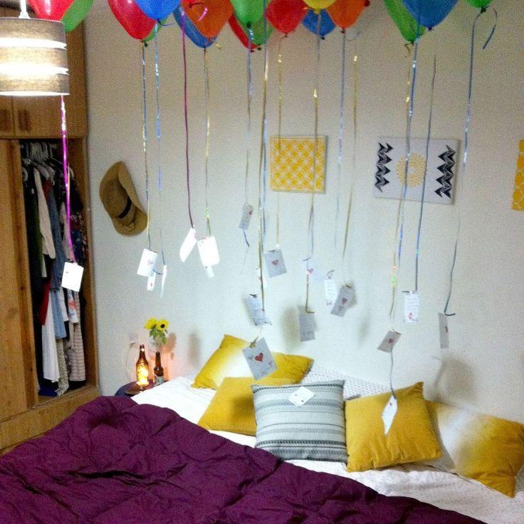 Best 25 Birthday Surprise For Girlfriend Ideas On Pinterest: Best 25+ Birthday Balloon Surprise Ideas On Pinterest