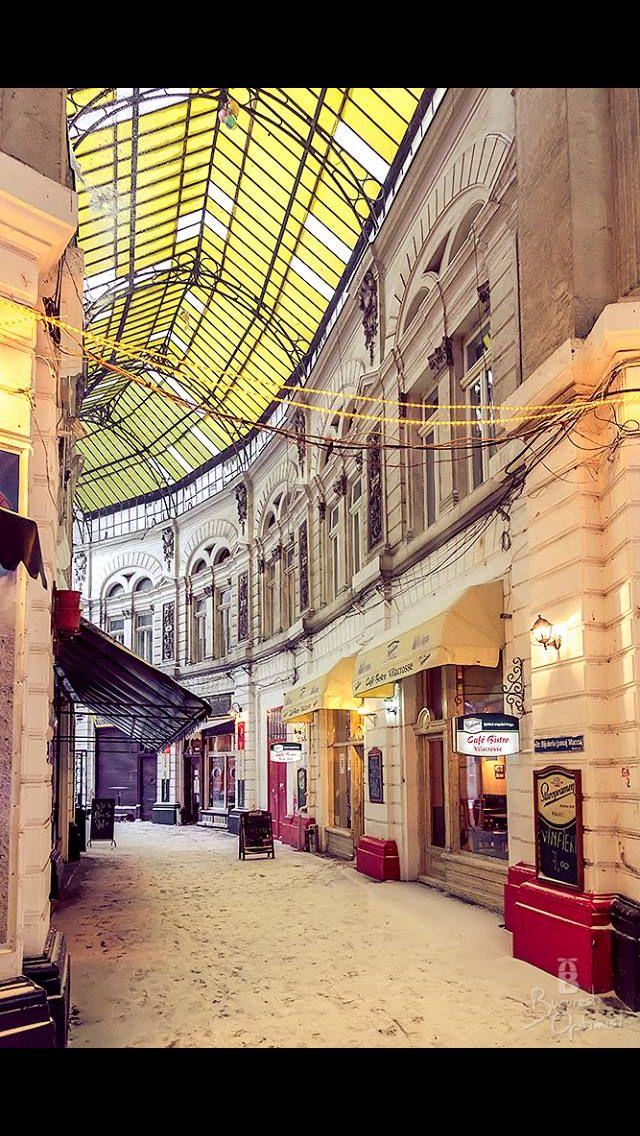 Old city Bucharest