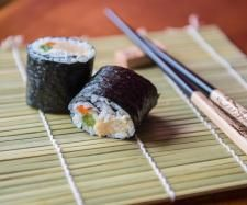Recipe Egg Sushi Rolls by You Me and Thermie - Recipe of category Main dishes - vegetarian