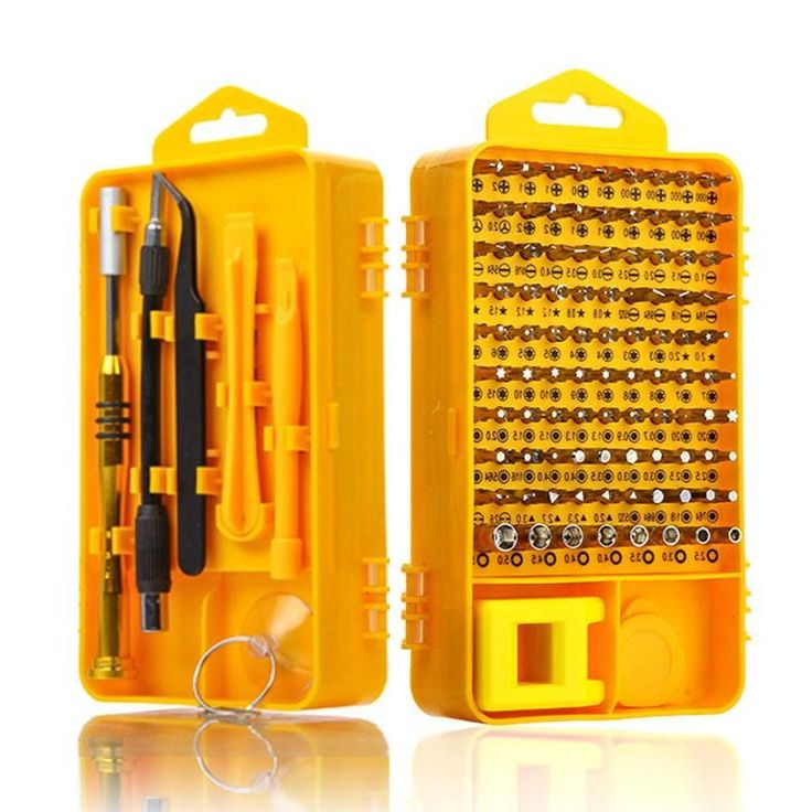 108 in 1 Electric Screwdriver Bits Professional Sets Magnetic Hand Tools Multifunctional Universal Computer Phone Repair Tool