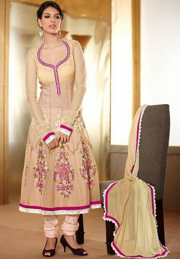 Latest Necklines For Salwar Kameez   #Neck #Design #Patterns
