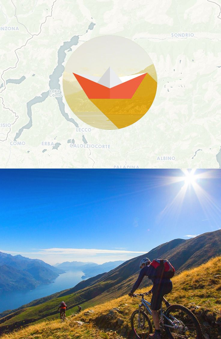 Le montagne che sovrastano maestose il Lago di Como offrono agli appassionati di sport e di ciclismo meravigliosi itinerari da percorrere, che si aprono su un ampio panorama mozzafiato. Ottima scelta da inserire in calendario per avventurosi weekend.