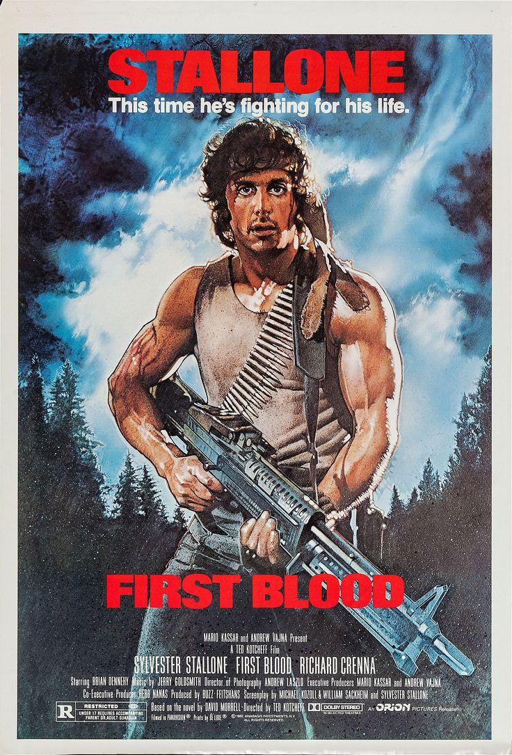 Acorralado (First Blood), de Ted Kotcheff, 1982