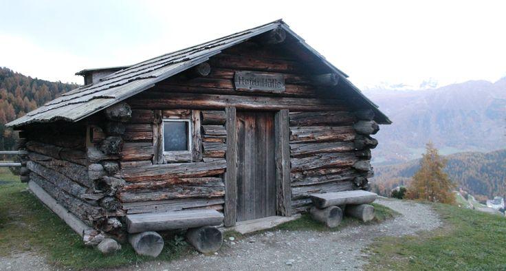 Diavolezza, Morteratsch Glacier and Heidi's Hut - St Moritz, Switzerland