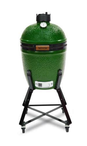 Big Green Egg - Small Charcoal Grill: Big Green Egg Small