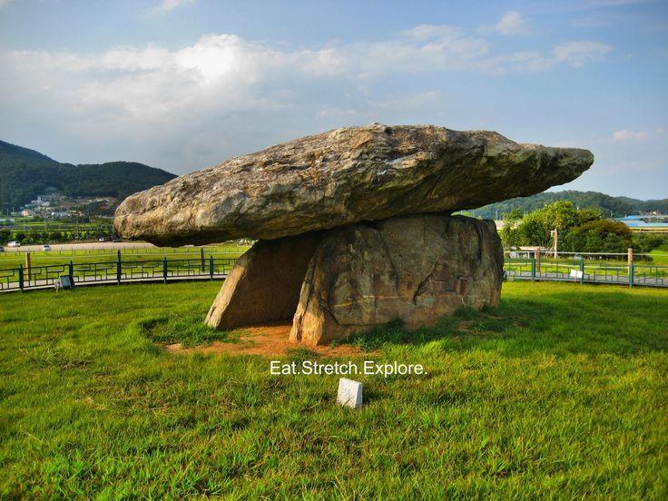 Eat.Stretch.Explore.: [Ganghwado] Ganghwa Dolmen - UNESCO World Heritage Site