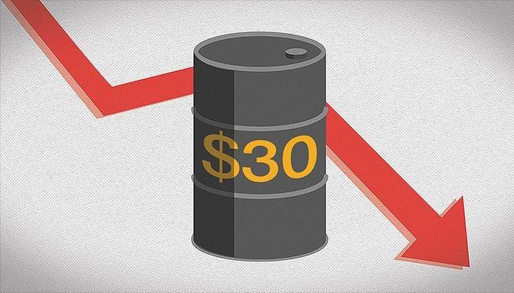 El precio del barril de petróleo cae a 30 dólares | Radio Panamericana