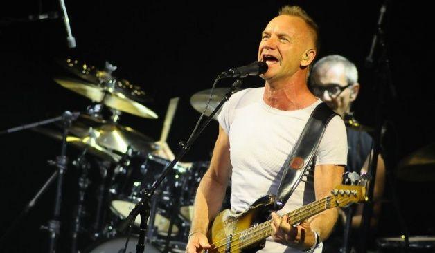 Sting y Brian Johnson de AC/DC colaboran en un disco