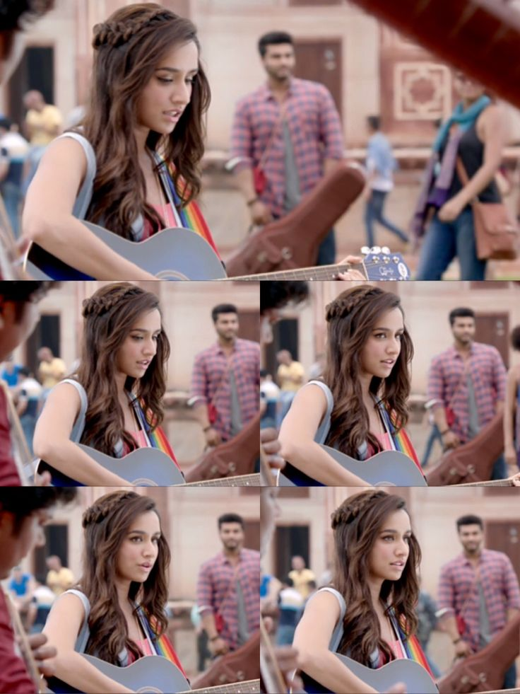 Shraddha Kapoor in Half Girlfriend