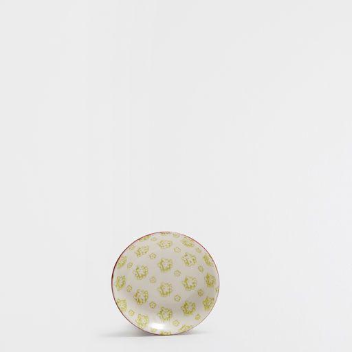 Мини-миска из фарфора с восточным узором