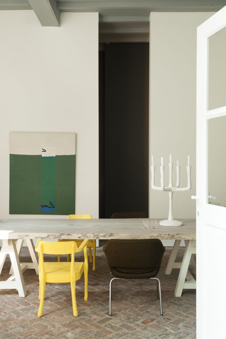 Galerie Valerie Traan in Antwerp Photo by Verne