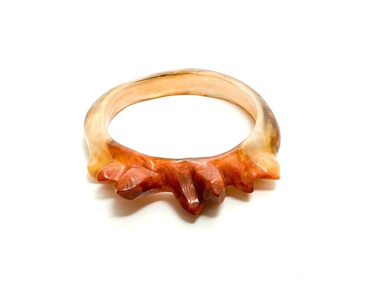 Beautiful resin jewellery by Kate Rohde  http:/www.designermelbourne.com.au  #Jewellery #style #design