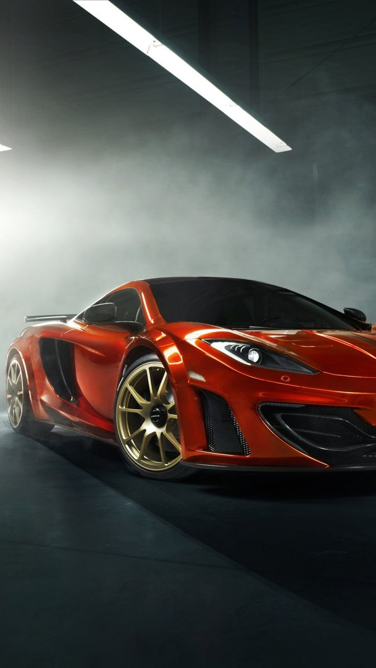 Mansory McLaren MP4 12c.... I would love to see this car duke it out with a Nissan GTR for S n G's